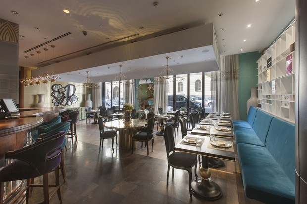 COCOCO Restaurant - A Luxury Dining Experience in St. Petersburg (12)