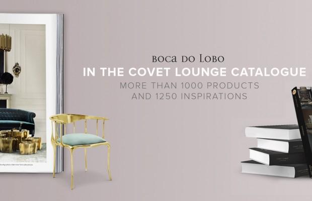 COVET Lounge Catalogue – The Ultimate Interior Design Handbook