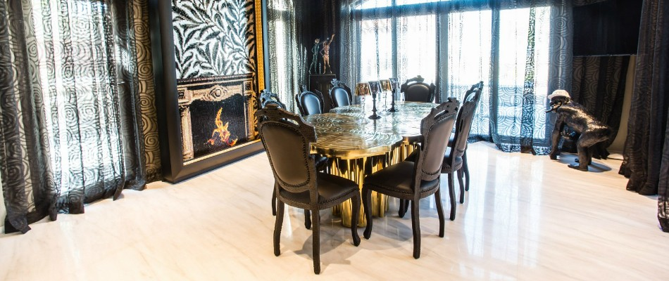 Design InsDesign Inspirations for a Luxury Dining Room Experience