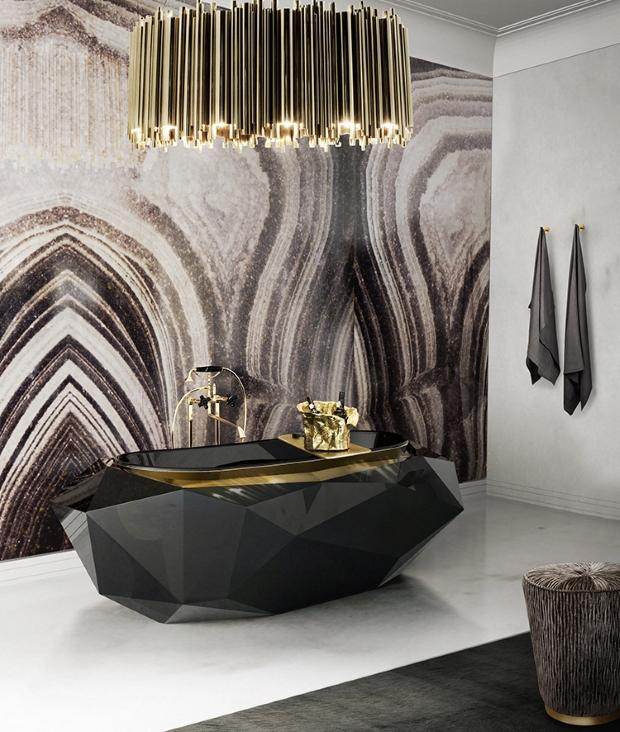 Luxury Bathroom Luxury Bathroom Maison Valentina By Boca Do Lobo   A Luxury  Bathroom Experience Diamond. U201c