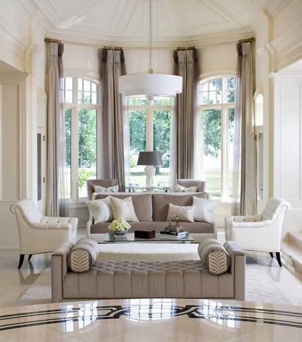 luxury homes and interiors
