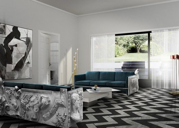 shades of grey Design Inspiration – Shades of Gray for Luxury Interiors Design Inspiration 17 Shades of Gray for Luxury Interiors 17