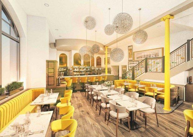 The Best of Restaurant Design Show - Top 5 Exhibitors