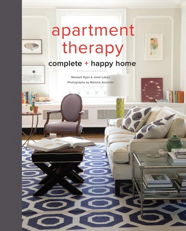 APARTMENT THERAPY COMPLETE + HAPPY HOMEMost home design books focus on ...