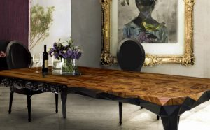5 Glamorous Dining Tables for Thanksgiving Day