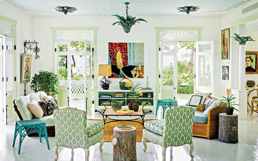 Living Room Designs By 14 Top Interior Designers