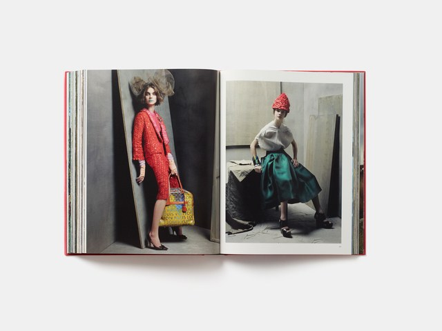GRACE, THE AMERICAN VOGUE YEARS:   Inside the legendary Vogue editor Grace Coddington's second and final volume of her work are the kinds of magical images that take you on a wild journey both through her imagination and around the world.