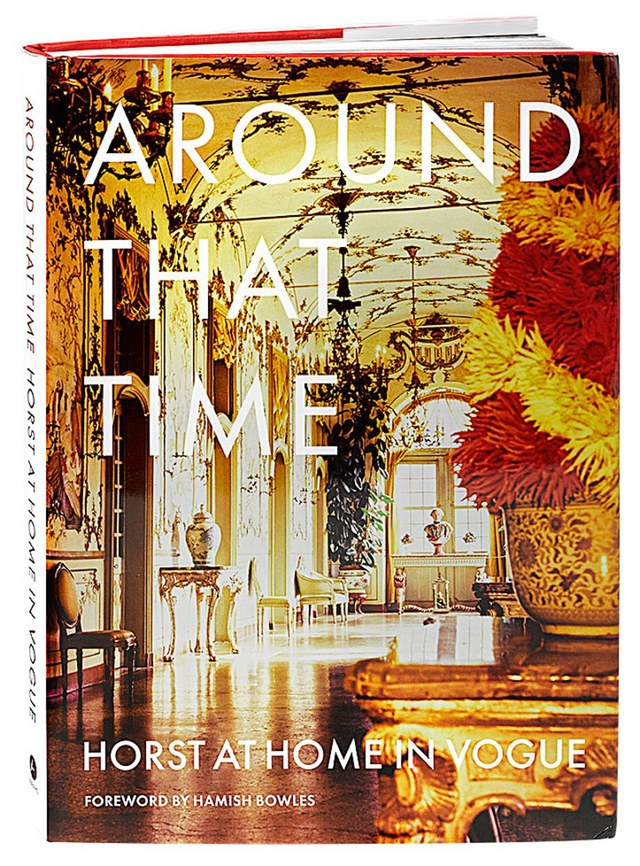 AROUND THAT TIME: HORST AT HOME IN VOGUE - Around That Time offers a rare look inside the homes of the mid-20th century's leading tastemakers of society, politics, and the arts.