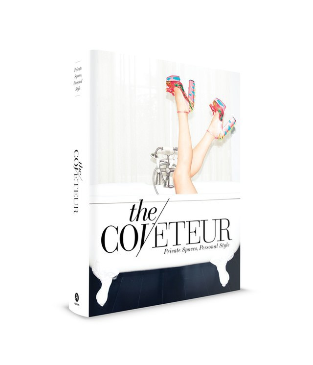 """THE COVETEUR: PRIVATE SPACES, PERSONAL STYLE - Voyeurism is nothing new, but the Coveteur is largely to thank for bringing it into the 21st century. The popular website gives us entrée into the closets and personal spaces of the fashion elite. It also coined the idea of """"accessorizing"""" your bookshelves (with shoes, bags, and jewelry), making interior snapshots instantly Instagrammable. This book highlights the collections and spaces of the crème de la crème, including Christian Louboutin, Karlie Kloss, and Jessica Alba."""