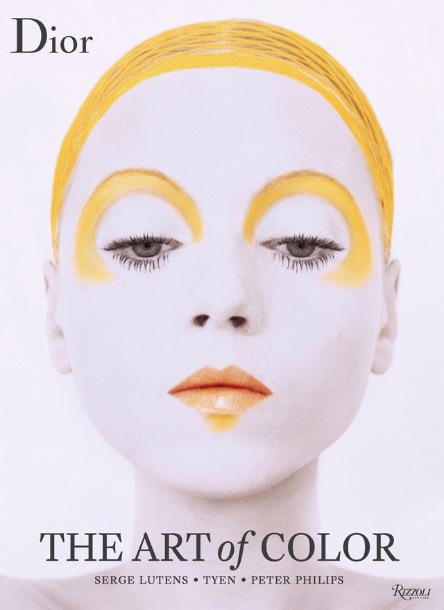 DIOR: THE ART OF COLOR - This captivating book explores the richly saturated history of makeup, style, and color at the house of Dior.
