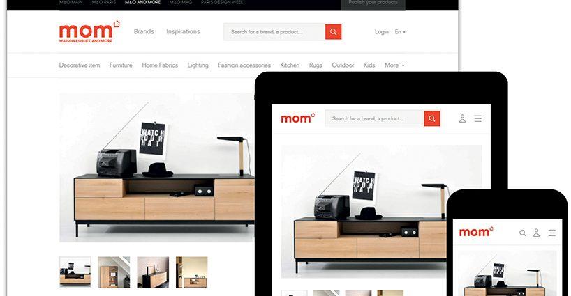 MOM - Get to Know Maison et Objet´s Digital Platform!