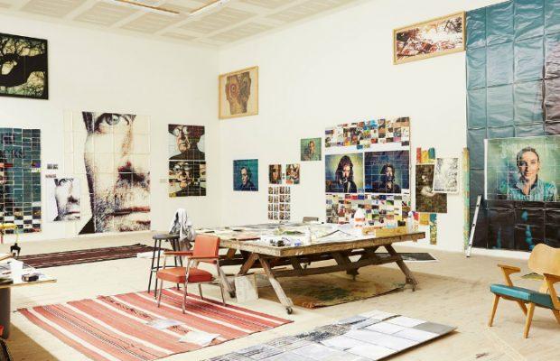 Starn Brothers' Sprawling Beacon Studio