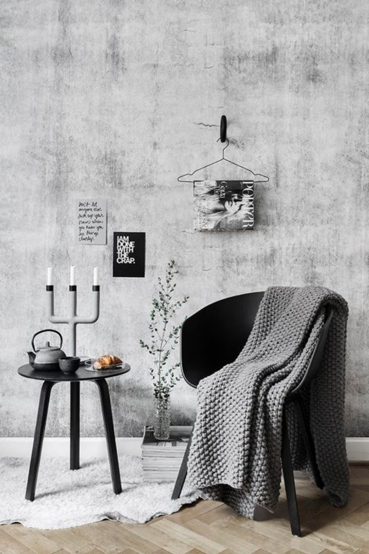 Trends 2017: Concrete Interiors