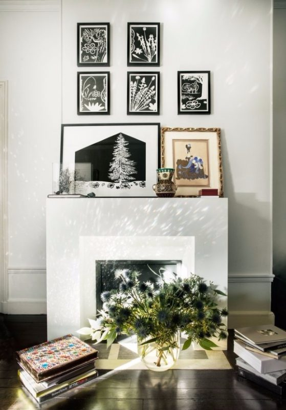 franca See inside Italian Vogue's Editor Home franca sozzani paris apartment 0317 1