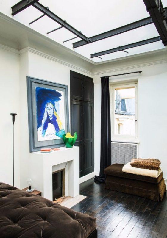 franca See inside Italian Vogue's Editor Home franca sozzani paris apartment 0317 2
