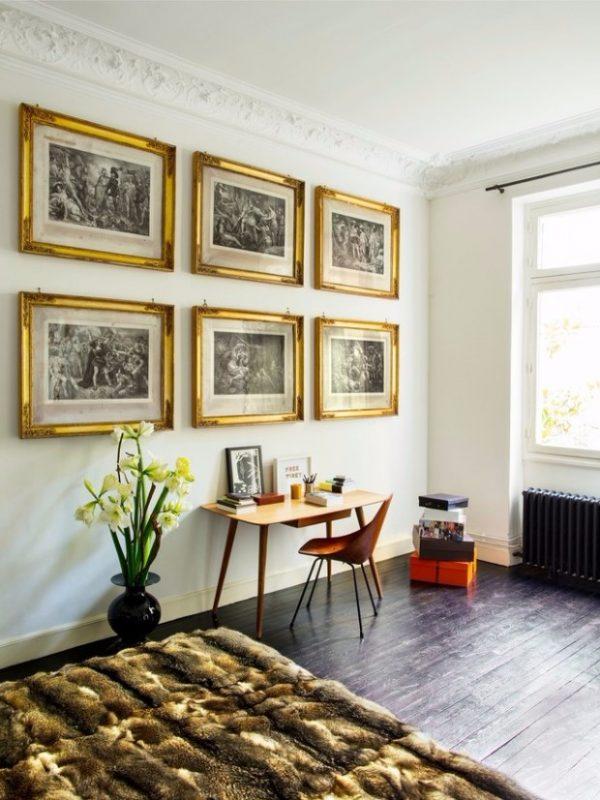 franca See inside Italian Vogue's Editor Home franca sozzani paris apartment 0317 3