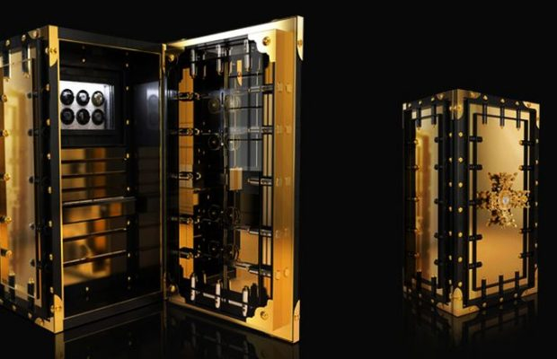 The Most Amazing Luxury Safes by Boca do Lobo