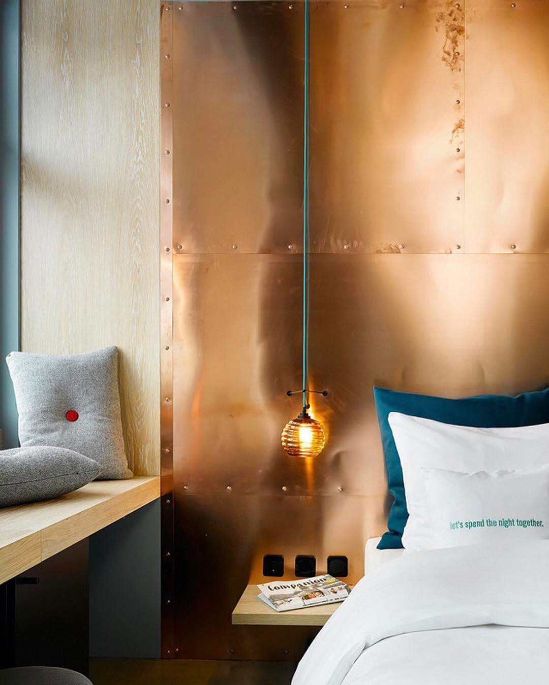 9 Home Decor Trends To Follow In 2019: Trends 2017: Copper Walls