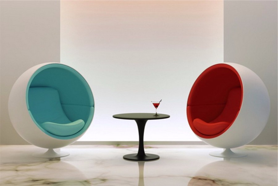 10 Unique Modern Chairs Worthy of Attention 1
