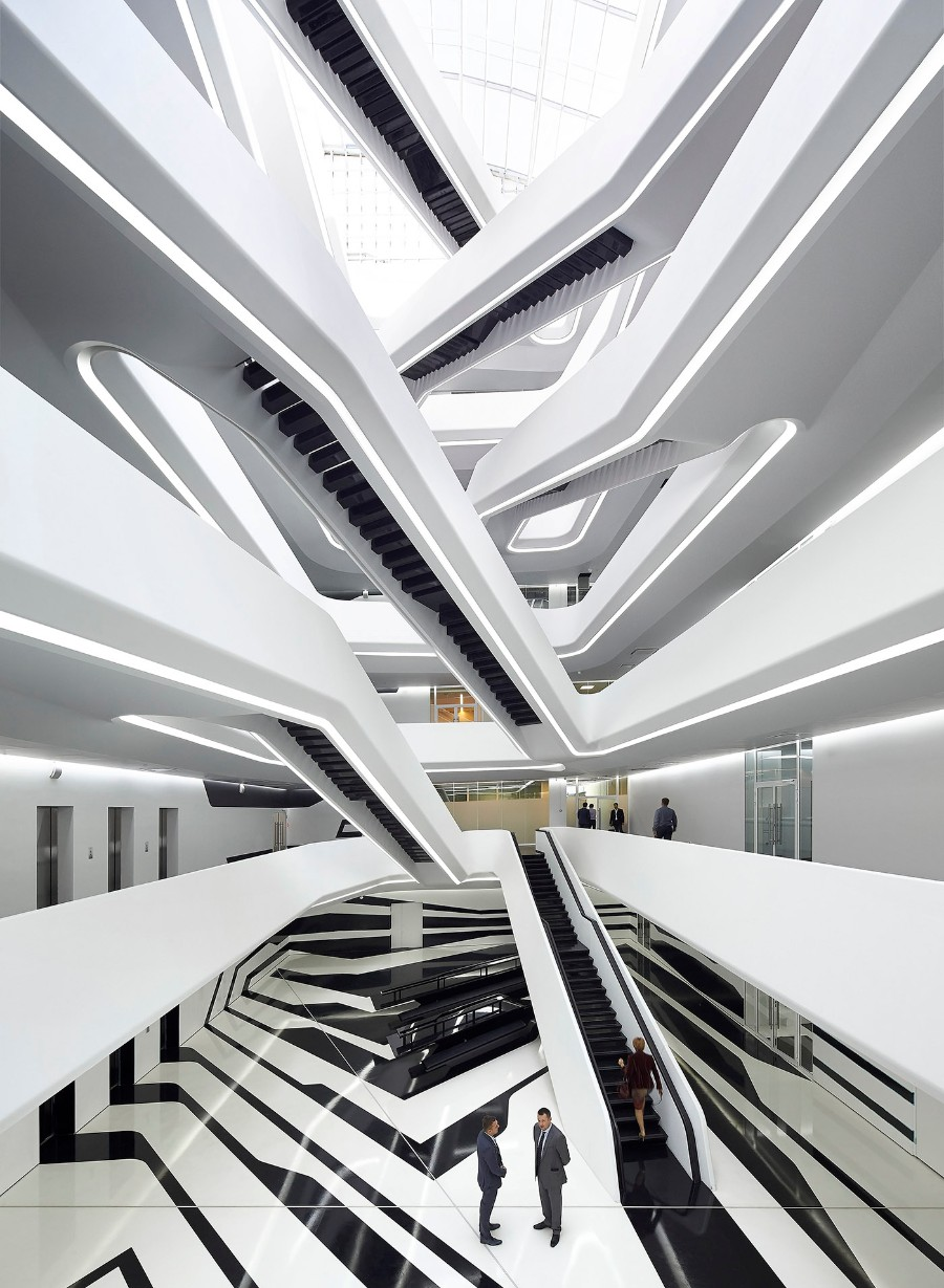 World's Most Mesmerizing Staircase Design