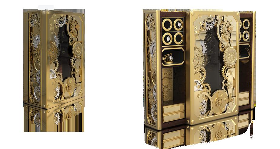 Private Collection: Boca do Lobo Keeps your Treasures Safe baron safe boca do lobo 3