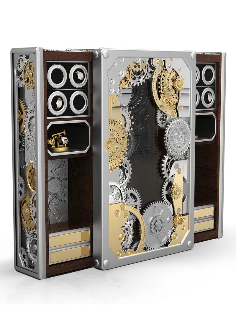 Private Collection : Boca do Lobo Keeps Safe your Treasures   Private Collection: Boca do Lobo Keeps your Treasures Safe baron silver