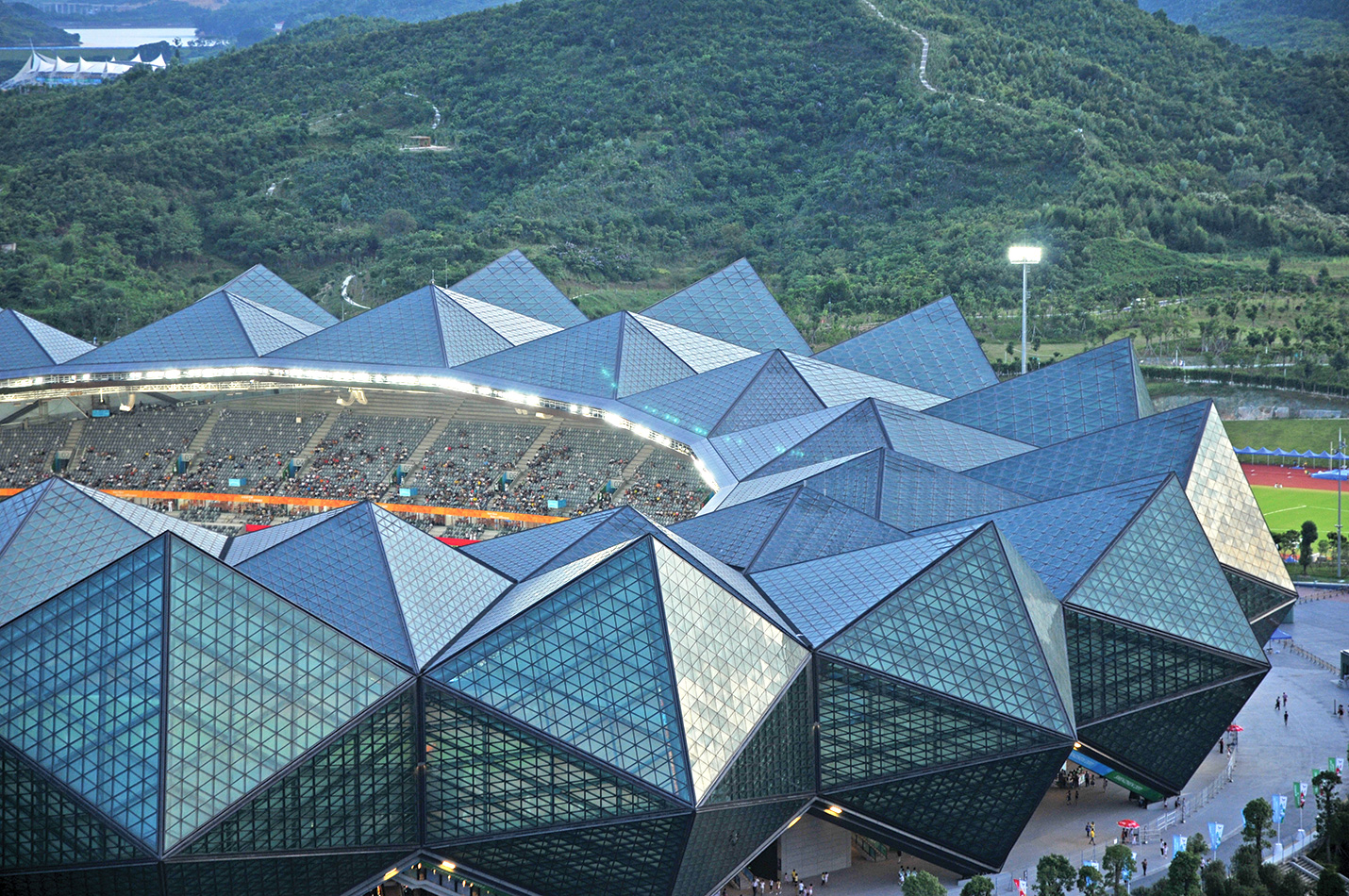 Architecture Buildings Around The World diamond-inspired architectural buildings around the world