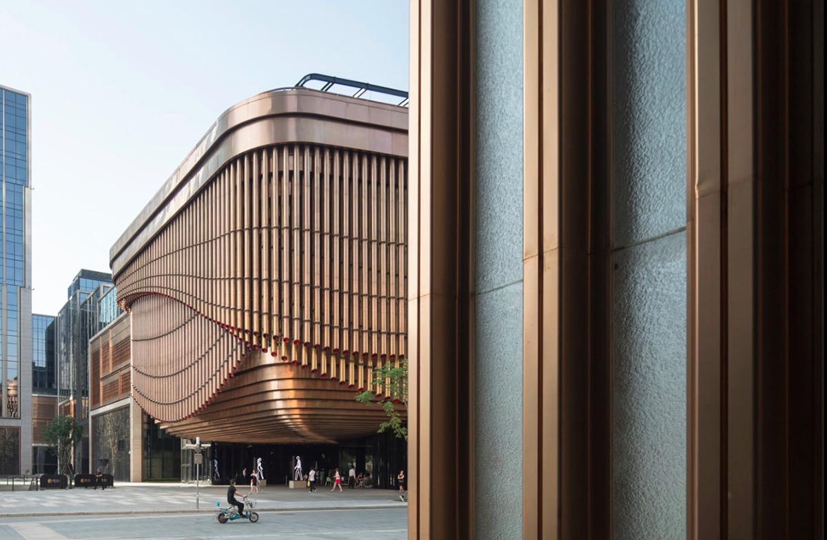 design project Foster + Partners And Heatherwick Studio Pair Up For Design Project Foster Partners And Heatherwick Studio Pair Up For Design Project 12