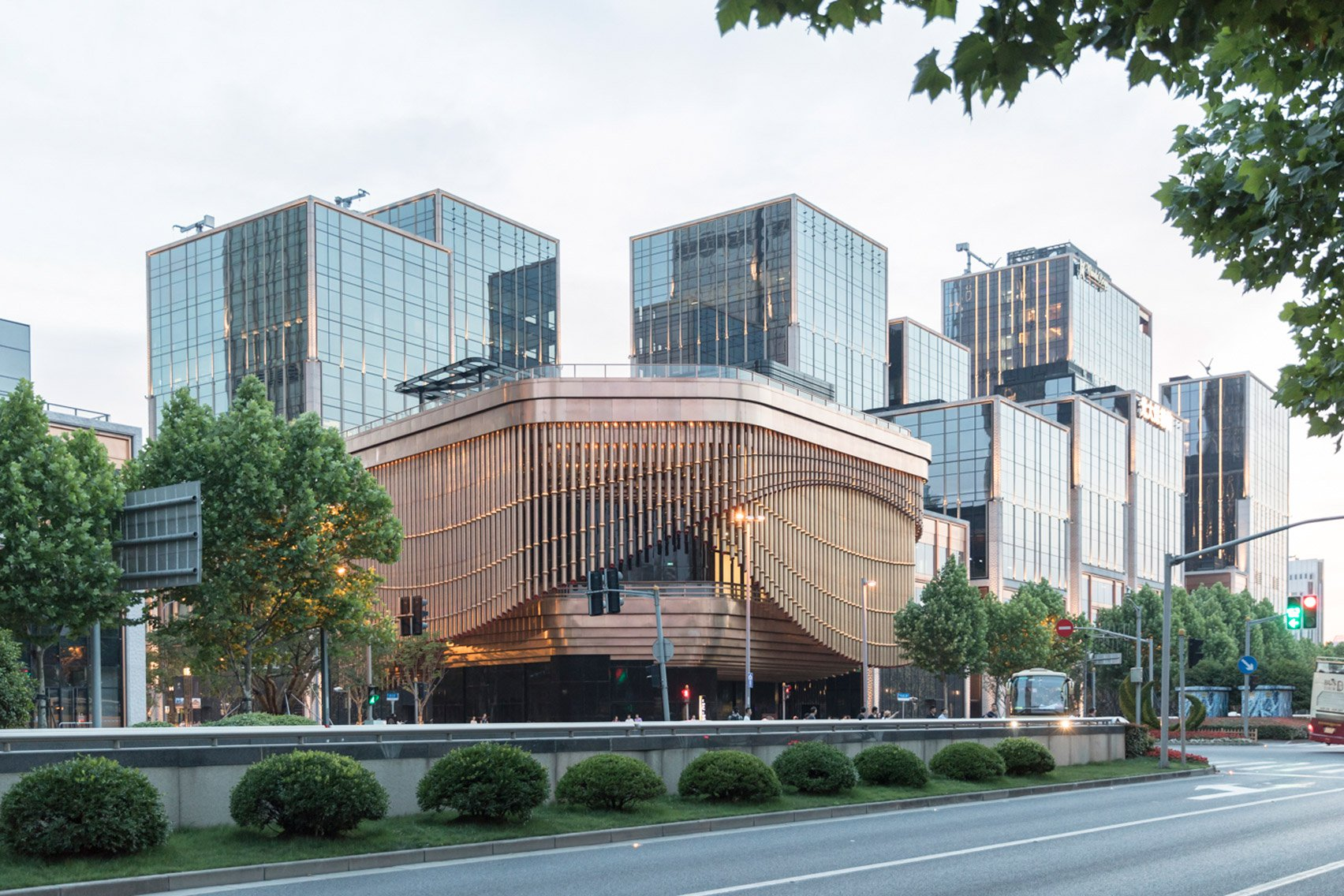 design project Foster + Partners And Heatherwick Studio Pair Up For Design Project Foster Partners And Heatherwick Studio Pair Up For Design Project 2