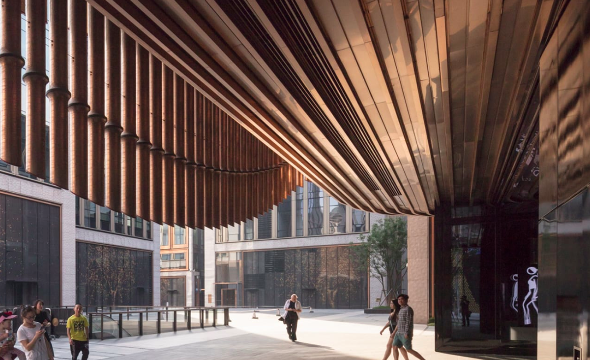 design project Foster + Partners And Heatherwick Studio Pair Up For Design Project Foster Partners And Heatherwick Studio Pair Up For Design Project 8