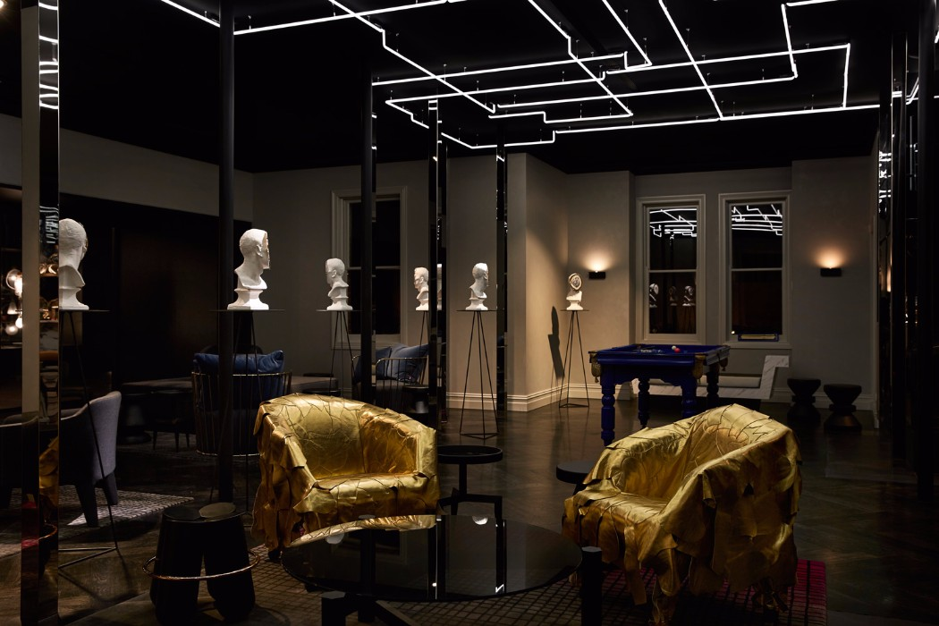 Luxury hotels the jackalope hotel by carr design group for Design hotel group
