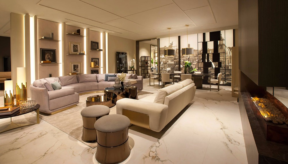 Top showrooms and interior design shop for Design furniture usa