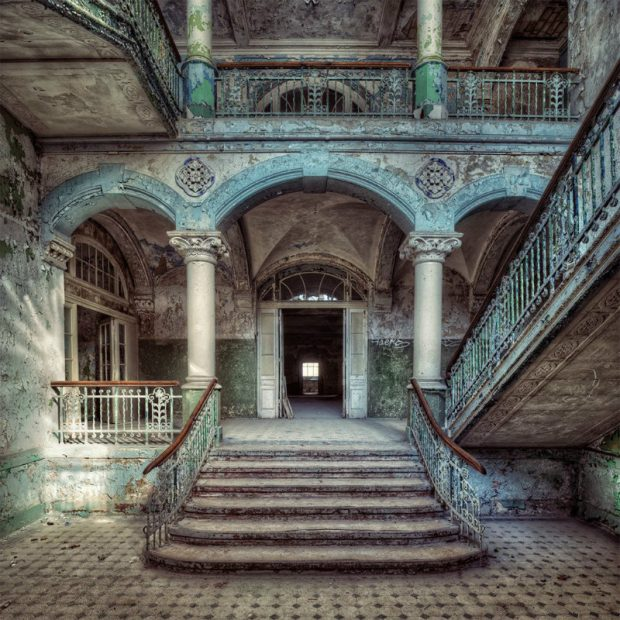 abandoned buildings The Impressive Beauty of Europe's Abandoned Buildings gina soden 2