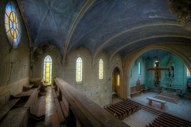 abandoned buildings abandoned buildings The Impressive Beauty of Europe's Abandoned Buildings gina soden 5
