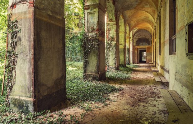 abandoned buildings abandoned buildings The Impressive Beauty of Europe's Abandoned Buildings gina soden 6