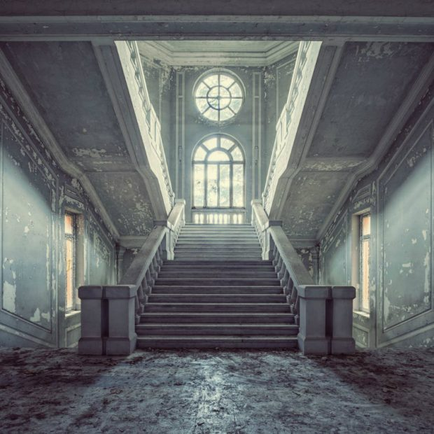 abandoned buildings The Impressive Beauty of Europe's Abandoned Buildings gina soden