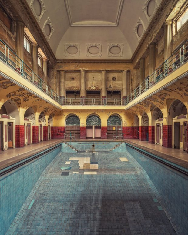 abandoned buildings abandoned buildings The Impressive Beauty of Europe's Abandoned Buildings gina soden 7