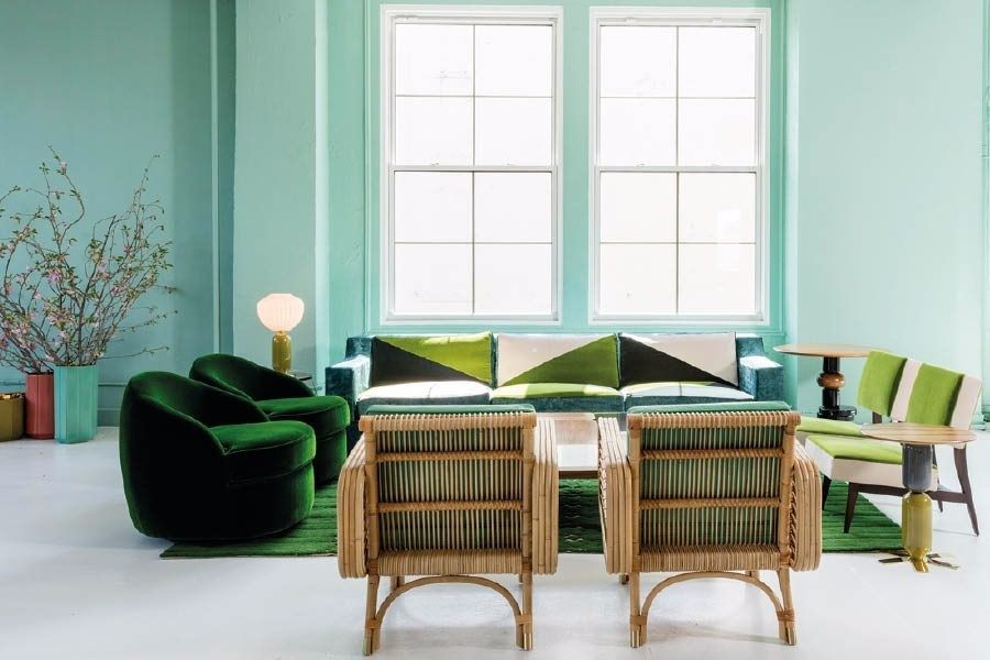 15 best french interior designers you need to know for India mahdavi furniture