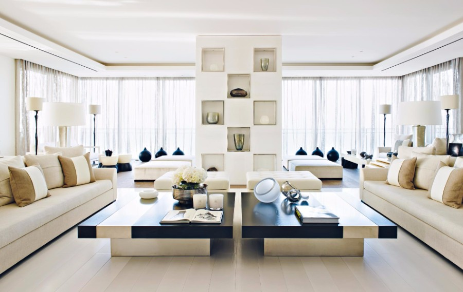 best interior designers Best Interior Design Studios In the UK You Need To Know KELLY HOPPEN 2