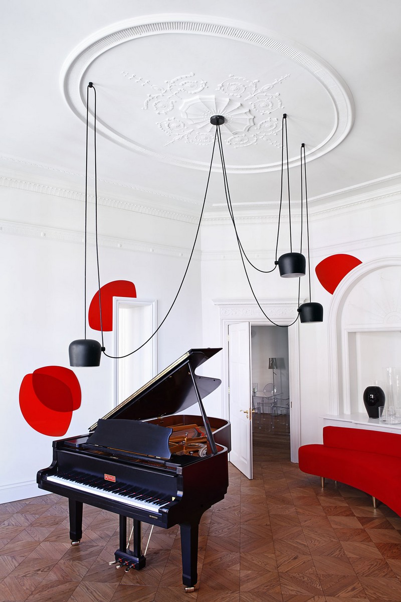 Eclectic London House by Top Interior Designer Teresa ...