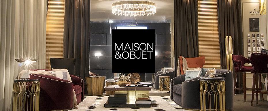 design events maison et objet 2017. Black Bedroom Furniture Sets. Home Design Ideas