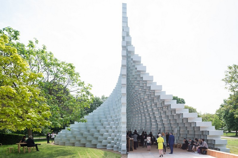 The Architecture Of Serpentine Pavilion Through The Years