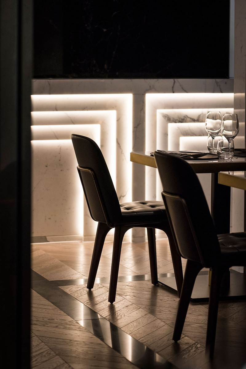 Luxury Restaurant in Hong Kong designed by Architects Humbert & Poyet luxury restaurant Luxury Restaurant in Hong Kong designed by Architects Humbert & Poyet humbert poyet10 1