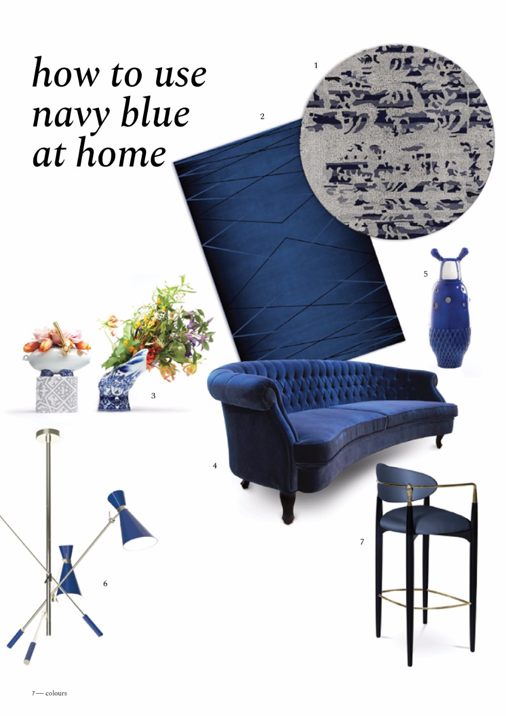 trends Trends Forecast for Fall/Winter 2018 trends forecast 2018 colors navy blue page 007