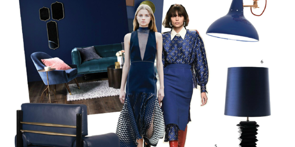 Trends Forecast 2018: Navy Blue