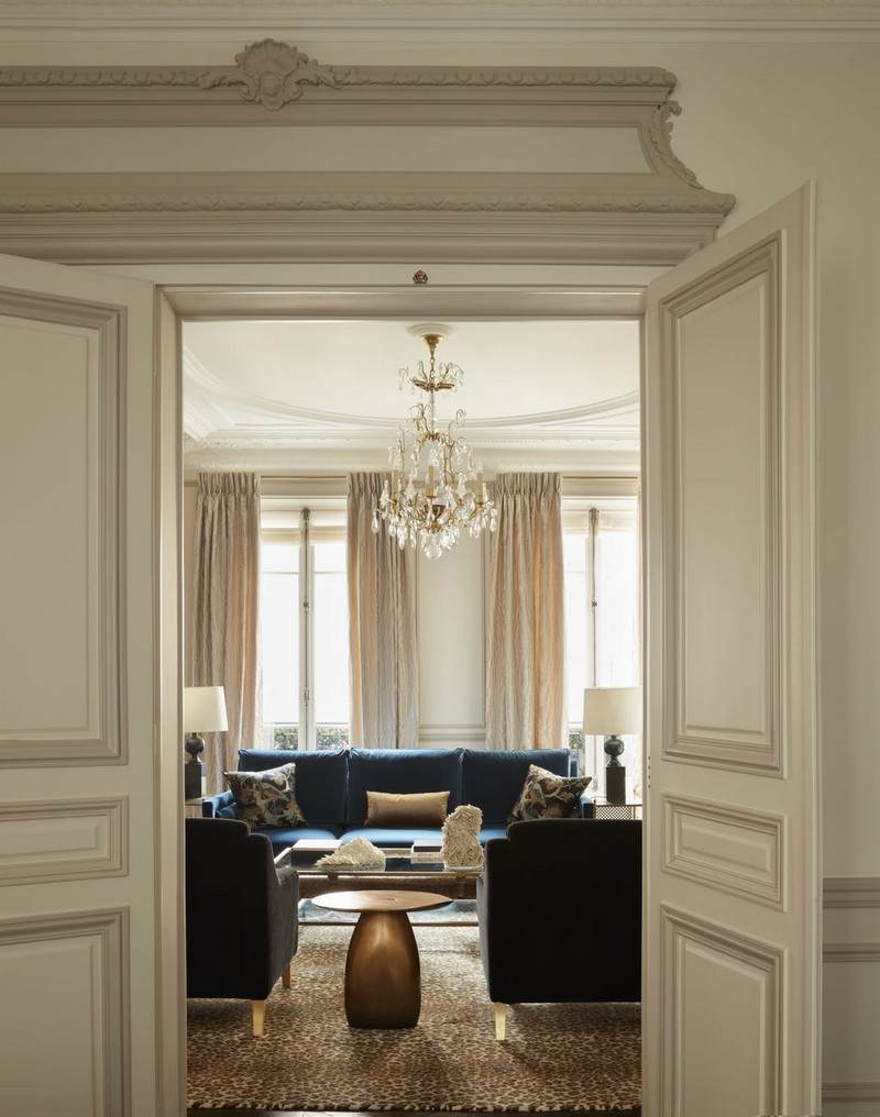 Flamboyant Luxury Apartment Designed By Champeau Wild In