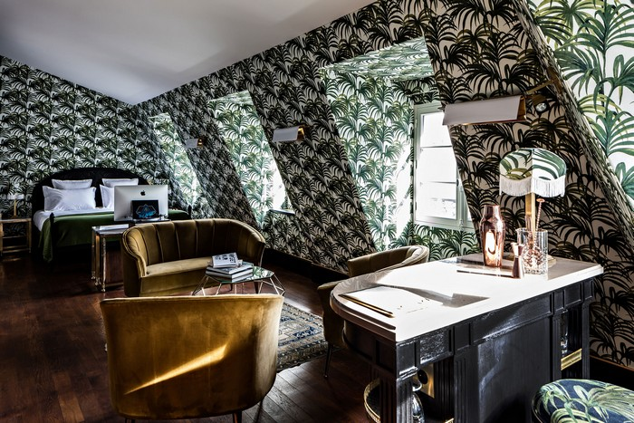 Luxury Hotel Providence Hotel, A Quaint And Charming Luxury Hotel in Paris hotel provence paris 10