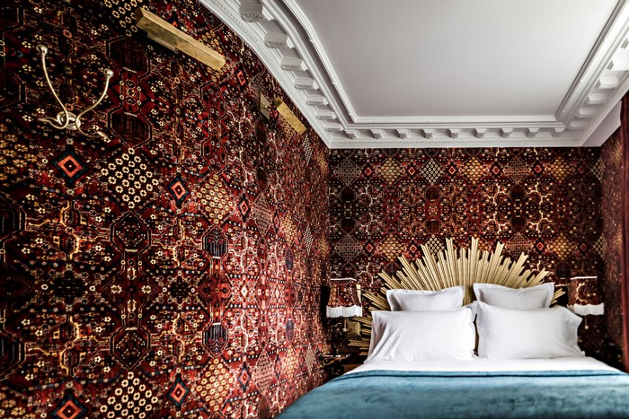 Luxury Hotel Providence Hotel, A Quaint And Charming Luxury Hotel in Paris hotel provence paris 12