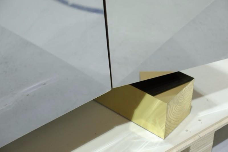 sideboard Diamond Pyrite Sideboard: a Masterpiece Unveiledby Boca do Lobo Diamond Pyrite by Boca do Lobo 4