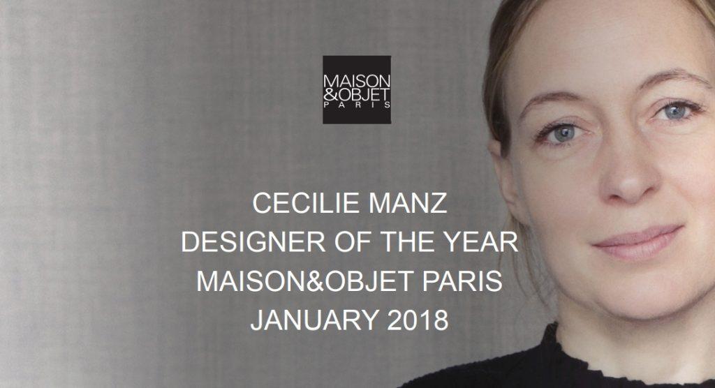 Maison et Objet 2018: Cecile Manz, the Designer of the Year maison et objet Maison et Objet 2018: Cecile Manz, the Designer of the Year Maison et Objet 2018 1 1024x556